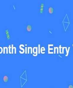 1 Month Single Entry Visa